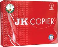 JK Copier Copier Unruled A4 75 gsm Printer Paper(Set of 1, White)