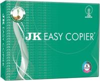 JK Easy Copier Easy Copier Unruled A4 70 gsm Printer Paper(Set of 1, White)