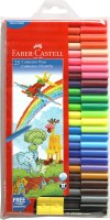 Faber-Castell 25 Connector Pens(Set of 25, Asssorted)