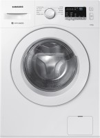 SAMSUNG 6.5 kg Fully Automatic Front Load with In-built Heater White(WW65R20GLMW/TL)