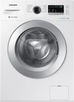 SAMSUNG 6.5 kg Fully Automatic Front Load with In-built Heater White(WW65R22EKSW/TL)