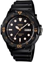 Casio A596 Youth Analog ( MRW-200H-1EVDF ) Analog Watch  - For Men