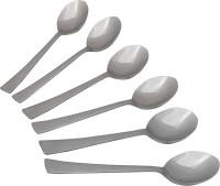 Apaar Stainless Steel Tea Spoon Set(Pack of 6)