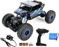 CADDLE & TOES Rock Car Remote Control , Spring wheels ,1:20 scale,Wheel Remote control(Blue)