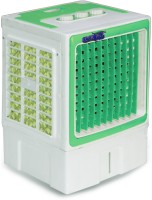 AKSHAT 60 L Room/Personal Air Cooler(Green, White, Air Cooler, 18