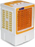 AKSHAT 30 L Room/Personal Air Cooler(Orange, White, Arctic air coolers for house, air coolers for home, air cooler for room |)