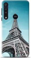Coverpur Back Cover for Motorola One Macro(Blue, Shock Proof)