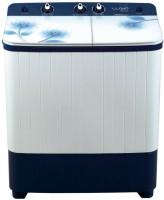 Lloyd 7 kg Semi Automatic Top Load White, Blue(LWMS70BE1)