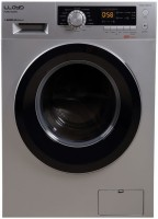 Lloyd 6 kg Fully Automatic Front Load with In-built Heater Silver(LWMF60SX1)