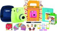 FUJIFILM Instax Mini 9?Festival Box Instant Camera(Green)