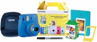 FUJIFILM Instax Mini 9 Joy Box Instant Camera(Blue)