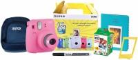 FUJIFILM Instax Mini 9 Joy Box Instant Camera(Pink)