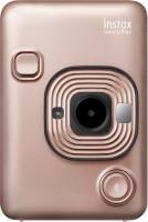 FUJIFILM Instax Instax Mini LiPlay Hybrid Instant Camera(Gold)