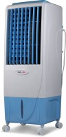 iBELL 15 L Room/Personal Air Cooler(White, Light Blue, Elegant, Slim & Stylish Aesthetic 15 Litres Water Tank Capacity, Ergonomically designed control panel with 3 speed control & swing options. Wider & larger window for better air spread)