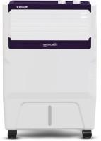 Hindware Snowcrest 17 L Room/Personal Air Cooler(White & Blue, 17-HO)
