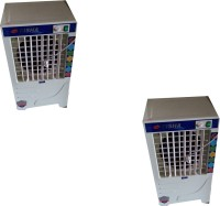 SAMPHONY 40 L Desert Air Cooler(Multicolor, sumarpur-40)