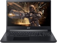 Acer Aspire 7 Core i5 9th Gen - (8 GB/512 GB SSD/Windows 10 Home/4 GB Graphics/NVIDIA Geforce GTX 1650/60 Hz) A715-75G-50SA Gaming Laptop(15.6 inch, Charcoal Black, 2.15 kg)