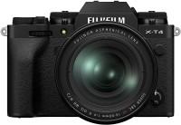 FUJIFILM X Series X-T4 Mirrorless Camera Body with XF 16-80mm Lens(Black)