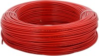Polycab PVC Insulated Industrial cable Red 90 m Wire(Red)