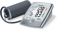 Beurer BM 35 Upper Arm Blood Pressure Monitor 5 Years Warranty Bp Monitor(Silver)
