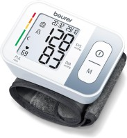 Beurer BC 28 Wrist Automatic With 5 Years Warranty Bp Monitor(White)