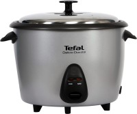 Tefal TMC102 Electric Rice Cooker with Steaming Feature(2.8 L, Grey)