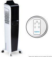 Symphony 55 L Tower Air Cooler(Black, Diet 3D-55i+)