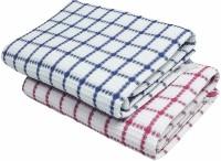 vel Cotton 200 GSM Bath Towel Set(Pack of 2)