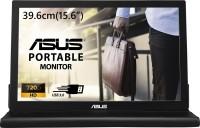 Asus 15.6 inch HD LED Backlit TN Panel Monitor (Single USB-Powered Portable MB168B)