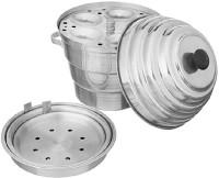 Fashion Mart Aluminium 12 Idly / Khamand / Dhokla / Momos Cooker Steamer Standard Idli Maker(6 Plates , 12 Idlis )