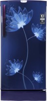 Godrej 190 L Direct Cool Single Door 5 Star (2020) Refrigerator(Glass Blue, RD 1905 PTDI 53 GLS BLU) (Godrej)  Buy Online