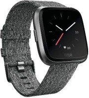 FITBIT Smart Watch Smartwatch(Black Strap, Free)