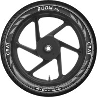 CEAT 103061 ZOOM XL 62P 130/70-17 Rear Tyre(Street, Tube Less)
