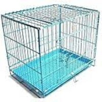 Hanu 2521 Dog Cage FOR NEW BORN BABY TO 5 MONTH PUPPY DOG CAT MONKY RABBIT Dog, Bird, Cat, Hamster, Miniature Pig, Monkey, Rabbit, Mouse Cage