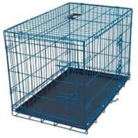 Hanu DOG CAGE FOR - PUG BEGAL -SHITZU -LASAHEAPSO POM TOY -BREED 24 INCH Dog, Bird, Frog, Cat, Hamster, Miniature Pig, Guinea Pig, Mouse, Monkey Cage