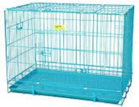 Hanu 2521 Dog Cage FOR NEW BORN BABY TO 5 MONTH PUPPY DOG CAT MONKY Dog, Bird, Cat, Hamster, Miniature Pig, Monkey, Rabbit, Mouse Cage
