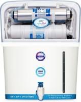 KENT ULTRA STAR 7 L UV + UF Water Purifier(White,blue)