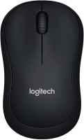 Logitech B175 Wireless Optical Mouse(2.4GHz Wireless, Grey)