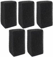 KAPOOR PETS Refill Sponges Foam for Foam Cartridge for Aquarium Internal Filter 6005F (Pack of 5) Sponge Aquarium Filter(Biological Filtration for Salt Water and Fresh Water)