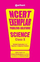 Ncert Exemplar Problems-Solutions Science Class 10th - Detailed Explanation to All Objective & Subjective Problems(English, Paperback, Experts)
