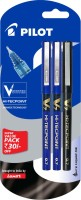 Pilot V7 Hi - Techpoint Pen (Pack of 3)(Pack of 3)