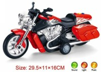 Trade Zone Max Motor Bike for Kids High Speed and High Quality with Light and Music(Multicolor, Pack of: 1)