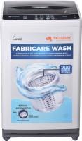 Micromax 8.2 kg Fabricare Wash Fully Automatic Top Load Grey(MWMFA821TTSS2GY)