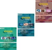 Appendix For Pgmee (3 Volume Set) Useful For Neet Pg Dnb Cet Fmge Aiims Pgi Jipmer(Paperback, ADITI BHARAT, ISHAD AGGARWAL, VAIBHAV BHARAT)