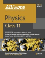 Cbse All in One Physics Class 11 for 2021 Exam(English, Paperback, unknown)