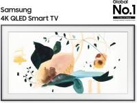 Samsung The Frame 138 cm (55 inch) QLED Ultra HD (4K) Smart TV(QA55LS03TAKXXL)