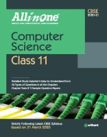 All In One Computer Science CBSE Class 11 2020-21(Paperback, Neetu Gaikwad, Sweta Agarwal)