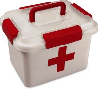 Sonal - Big Medical First Aid Box First Aid Kit(Home, Sports and Fitness, Workplace, Vehicle)