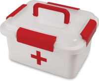 Sonal - Small Medical First Aid Box First Aid Kit(Home, Sports and Fitness, Workplace, Vehicle)