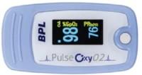BPL Pulse Oxy 02 Pulse Oximeter(White)